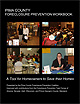 2009 Foreclosure Prevention Workbook